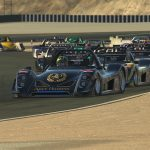 RLR Radical Sprint Cup E1 Laguna Seca: Gaczella și Clima, primii învingători ai sezonului